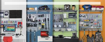 Office Wall Organizing System Allspace Home Organizing Products Your Life Organized U2013 Allspace