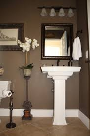 chocolate brown bathroom ideas paint color this is seriously just like my bathroom minus the