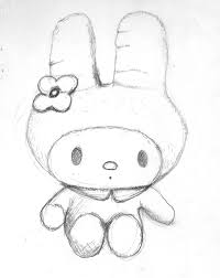 my melody please sketch