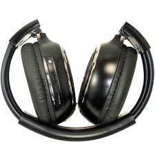 amazon com key audio ir wireless two channel foldable headphone