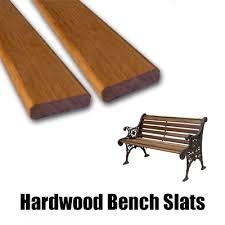 Garden Benches Bromsgrove Hardwood Replacement Bench Slats Chiltern Timber