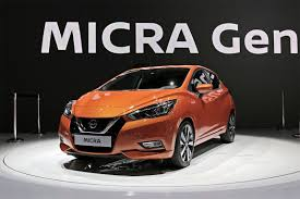 nissan micra price 2017 nissan starts the production of fifth gen micra in france
