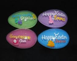 jumbo plastic easter eggs personalized plastic fillable easter egg great addition to any