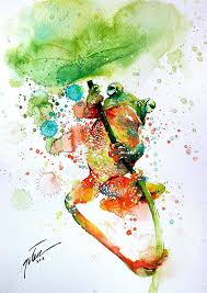the 25 best watercolor animals ideas on pinterest watercolor