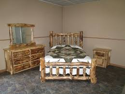 rustic bedroom suites