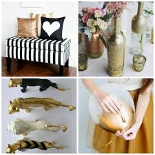 Black And White Bedroom Decor by Baby Shower In Black White And Gold Chic Original Sophisticated