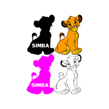 Sri Lanka Flag Lion Lion King Svg Simba Svg Lion Svg Disney Svg Vector File Disney
