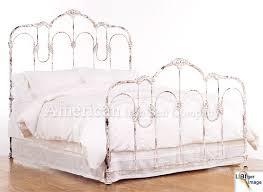 best 25 antique iron beds ideas on pinterest for vintage bed frame