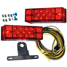 submersible led boat trailer lights submersible led boat trailer lights ordertraierpartscomsubmersible
