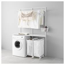 Ikea Laundry Room Storage by