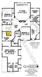 park view cottage house plan house plans by garrell associates inc