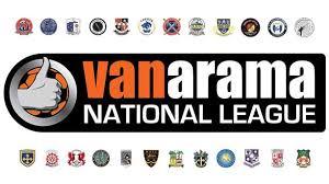 vanarama national league table national league rules and regulations news hartlepool united