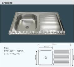 Jns Wholesale Portable Camping Bathroom Stainless Steel Kitchen - Kitchen sink portable