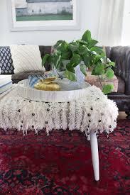 diy moroccan wedding blanket ottoman thewhitebuffalostylingco com