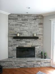 How To Reface A Fireplace by Refacing Brick Fireplace Brick Fireplace Refacing Reface Brick