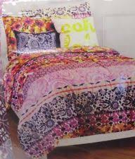 What Size Is A Full Size Comforter Bed In A Bag Bedding Sets Ebay