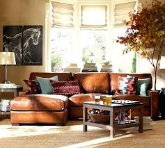 rustic living room furniture ideas with brown leather sofa rustic brown leather chair mountainboundphotography com