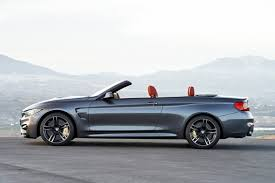 2015 bmw m3 convertible 2015 bmw m4 convertible unveiled ahead of its debut at the