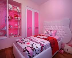 Decorating Ideas For Girls Bedrooms 15 Adorable Hello Kitty Bedroom Ideas For Girls Rilane