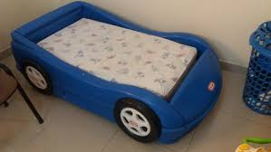 Kid Car Bed Sar 850 Kids Car Bed Made In Usa With Spring Mattrress Almost