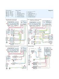 100 peugeot 307 rear light wiring diagram map light clock