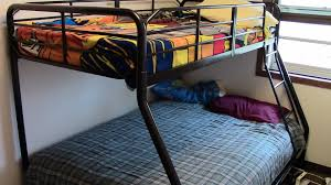 Metal Bunk Bed Screws Bunk Bed Set Up April 2016