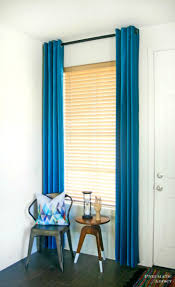 Stupendous Decorative Traverse Curtain Rods by Custom Drapery Panels With Grommets On Busche Rods In Burr Ridge