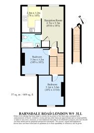Two Bedroom Flat Floor Plan Two Bedroom Flat For Sale In London John Barclay