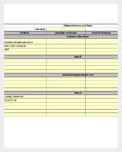inventory template u2013 433 free word excel pdf documents download
