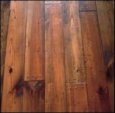 Hardwood Floor Nails Gorgeous Southern Yellow Pine Floor With Distressing And Period
