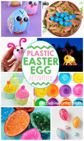 18 plastic easter egg crafts and activities crafts activities