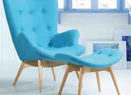 Scandinavian Style Armchair Anders Single Seater Scandinavian Style Arm Chair Hastac 2011