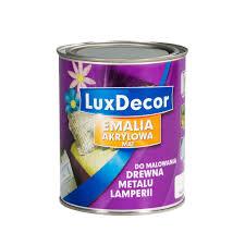 luxdecor acrylic enamel u2013 luxdecor u2013 produkty do ochrony