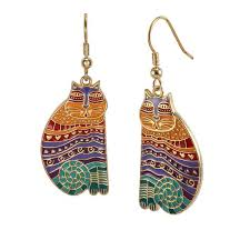 laurel burch jewelry rainbow cats earrings laurel burch studios