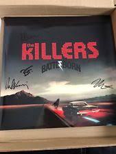 the killers fan club the killers signed ebay
