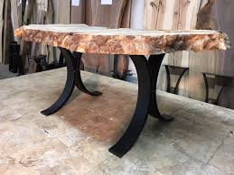 steel coffee table legs ohiowoodlands coffee table base solid steel legs coffee table base