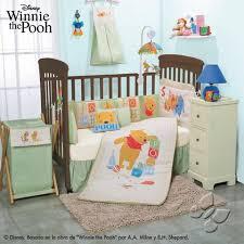 Winnie The Pooh Nursery Bedding Sets Winnie The Pooh Crib Bedding Collection 5pc Crib Bedding Set