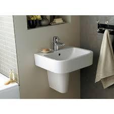 ideal standard concept cube 40cm handrinse basin uk bathrooms