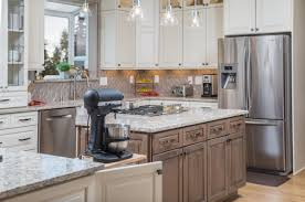 Kitchen Appliance Cabinet Kitchen Remodel With Dura Supreme Cabinetry Kitchen Makeover In