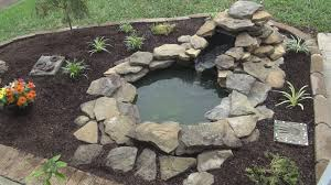 good how to build backyard pond part 9 good how to build backyard