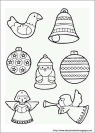 printable ornaments worksheets ornament and