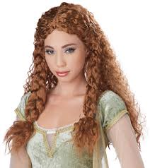Halloween Costume Viking by Viking Princess Wig Wig Mr Costumes