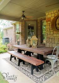 Build Your Own Wooden Patio Table by 811 Best Garden Picnic Tables Images On Pinterest Picnics Wood
