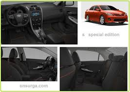 toyota corolla s special edition 2013 2013 toyota corolla s special edition onsurga