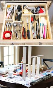 kitchen storage ideas for small spaces diy kitchen utensil drawer organizer diy kitchen storage ideas for small spaces click for tutorial diy kitchen organization ideas jpg