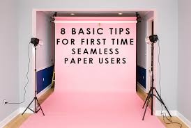 8 tips for time seamless paper users backdrop express