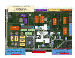 Allergy Map Festival Map Okemos Lacrosse