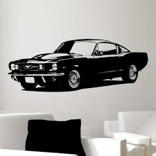 ford mustang metal wall wall design ideas ford mustang metal wall