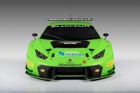boostaddict introducing the lamborghini huracan gt3 race car