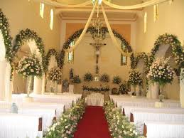 wedding church decorations church wedding decorations ideas pews the church wedding